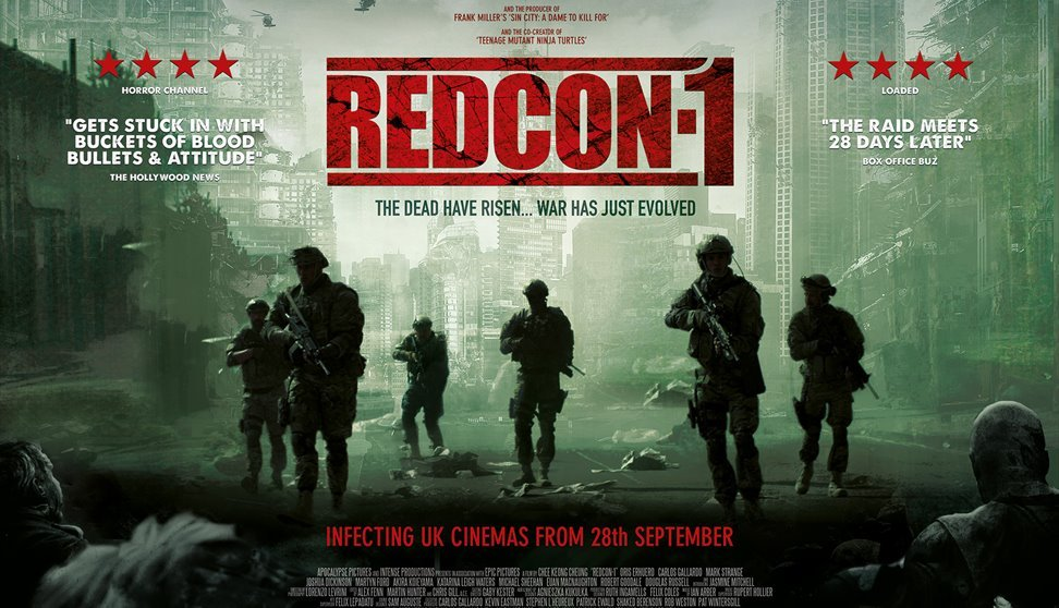 Download Film Redcon 1 2018